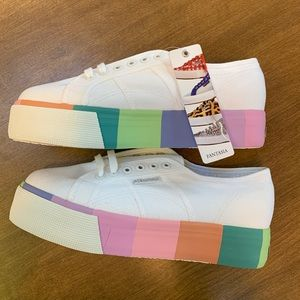 NWT Superga Fantasia 2790 Sneakers